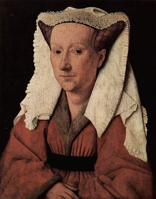 Портрет жены ван Эйка «Портрет Маргареты ван Эйк» (1439)