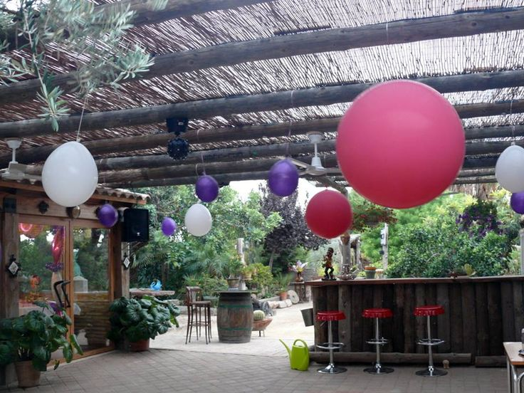 13 Best Images About Decoraciones Con Globos Para