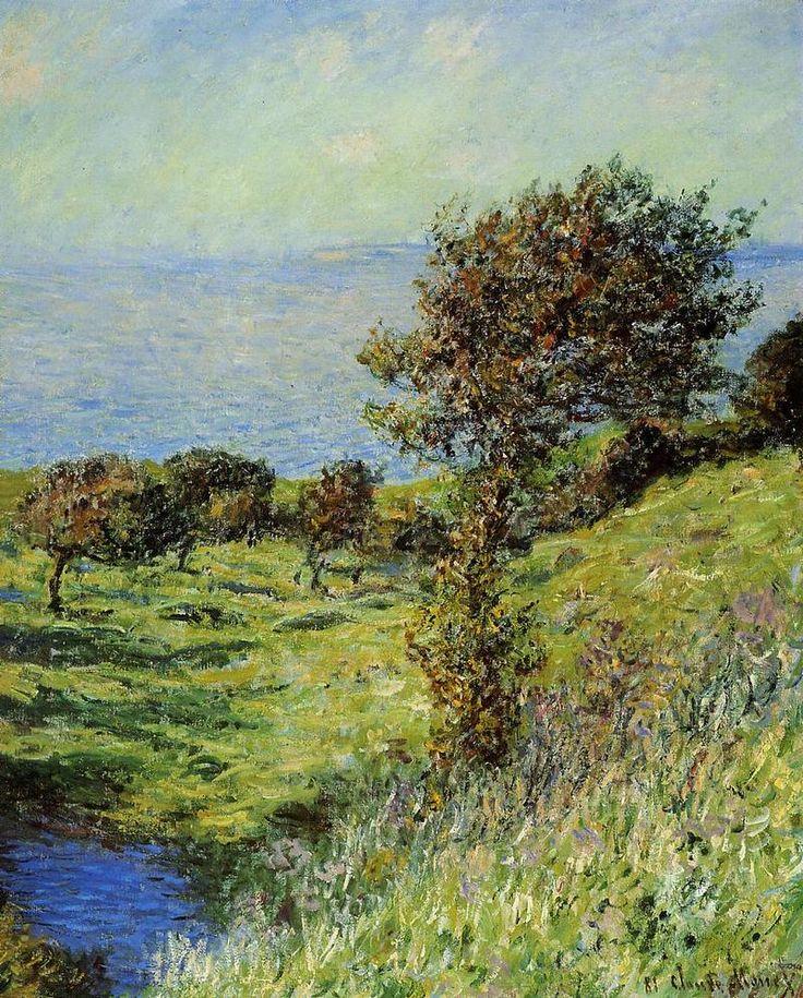 Claude Monet                                                                                                                                                                                 Plus