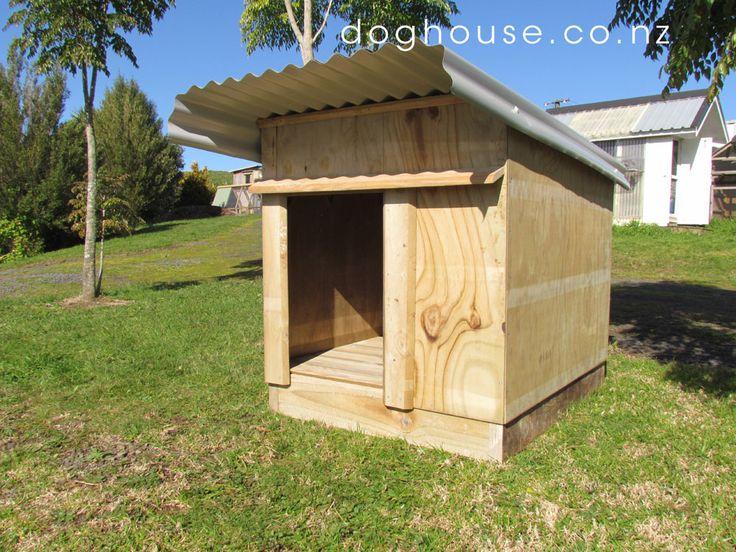 Outdoor Dog House Plans 25+ Best Ideas ...