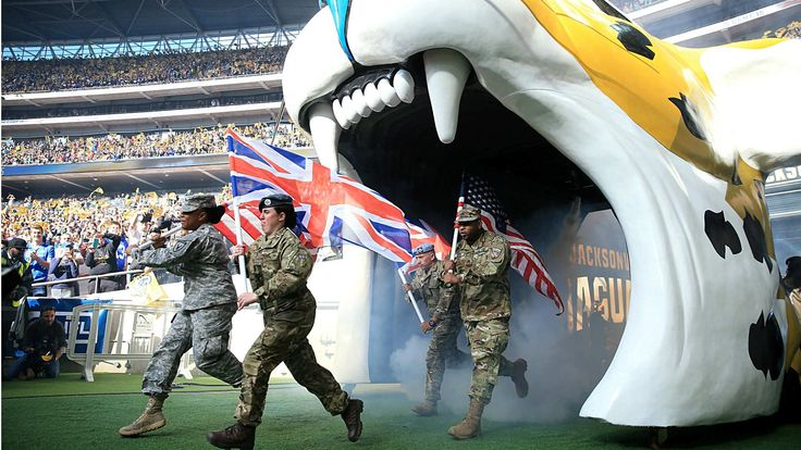 NFL schedule 2017: Dates, kickoff times for International Series games in London, Mexico