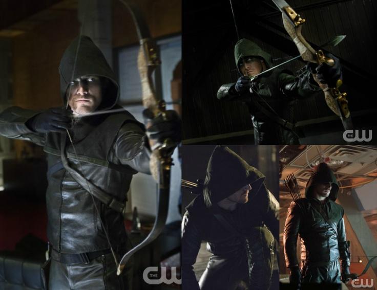 The Green Arrow!!