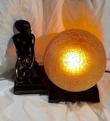 Art Deco Nuart lamp