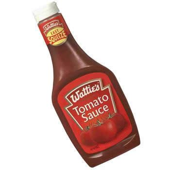 Tomato sauce goes with everything, and there's only one brand you trust.