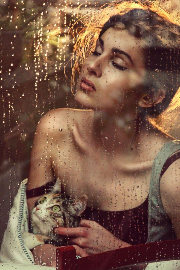 So pretty. #cat lover. Melancholie Soul
