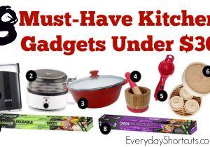 8 Must-Have Kitchen Gadgets Under $30 - Everyday Shortcuts