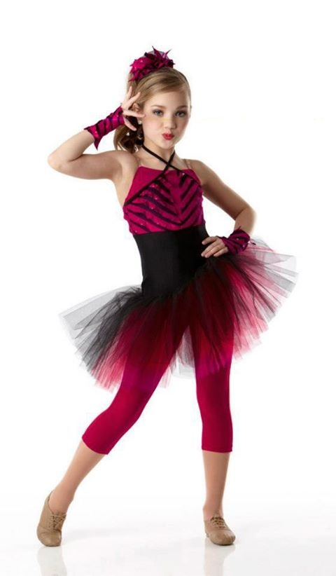 She's one sassy girl! | Dance outfits, Dance costumes