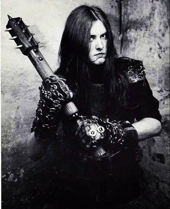 Varg Vikernes - Burzum