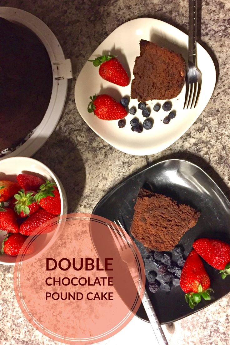 Happy #StrawberryDay!!! What's your favorite way to enjoy strawberries?   We made this delicious double chocolate pound cake 🍓🍓🍫 with our single origin cacao. Yum!   Visit our blog at winnipegchocolate.ca for other recipes.