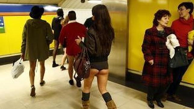 Stanley Roy informa: Revolución sexual en el Metro de Madrid