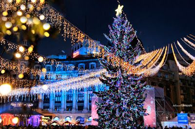 TWO CENTS ABOUT ROMANIA: Christmas 2015