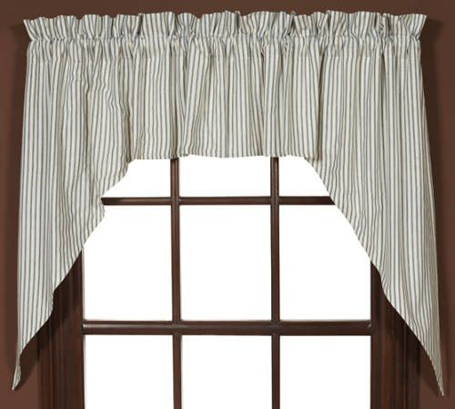 Window Valance Patterns | Swag valance patterns in Window Valances - Compare Prices, Read