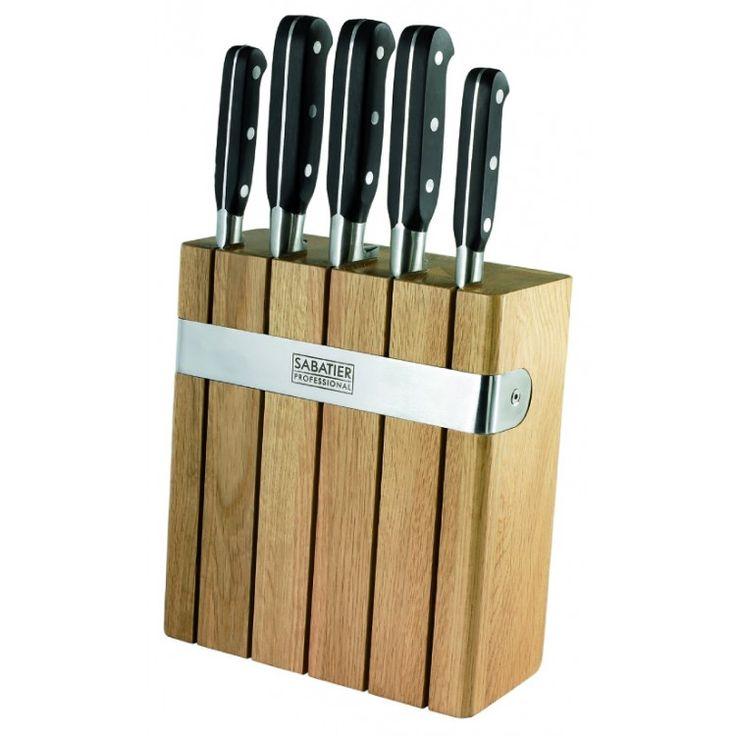 Σετ 5 μαχαιριών  - SABPRB02 - Sabatier
