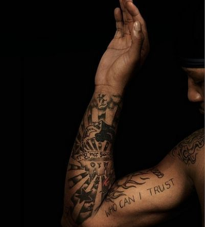 Carmelo Anthony - Tattoos.net