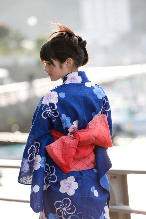 #Yukata, #Japan - so beautiful!