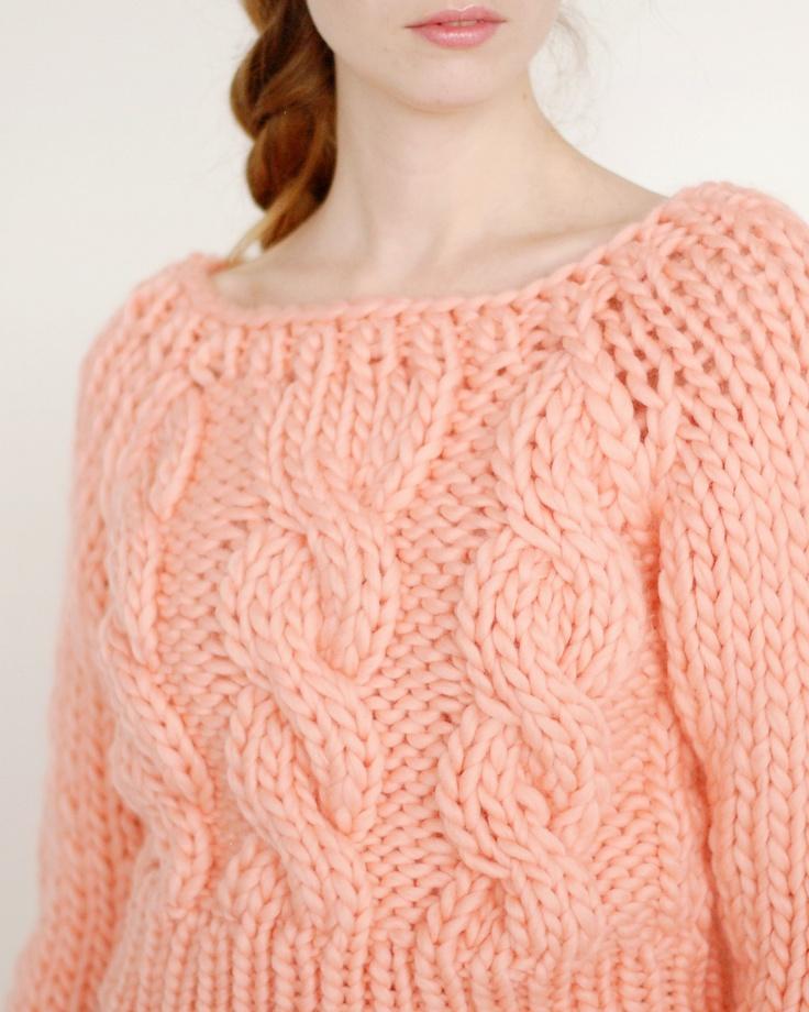 Torsade sweater MAIAMI