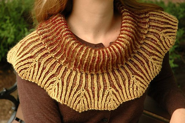 Willow Leaf Knitting Pattern : 957 best images about Brioche Stitch on Pinterest