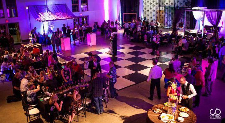 Fun wedding decor! Site 6 Events