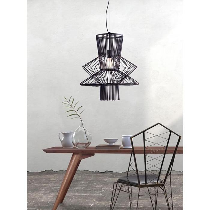 Tornado ceiling lamp in black nebraska furniture mart
