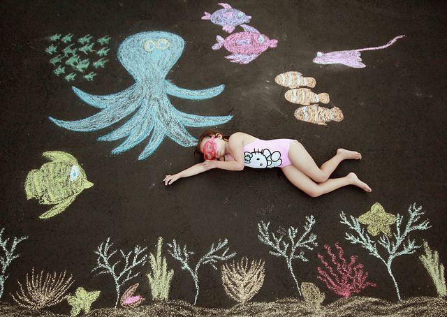 ocean chalkscapes - burgh