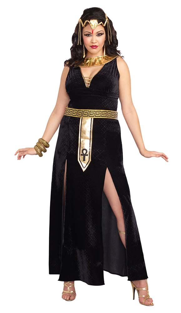 8782c6b1412 Plus Size Exquisite Cleopatra Costume - Candy Apple Costumes ...
