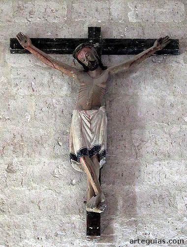 Cristo,siglo XIII