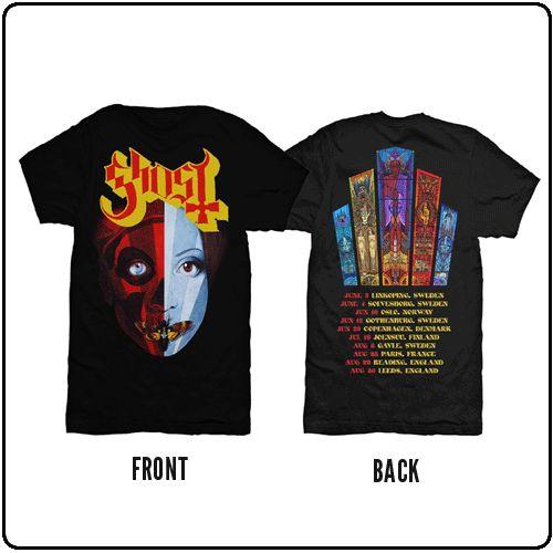 Ghost circle tour dates backprint
