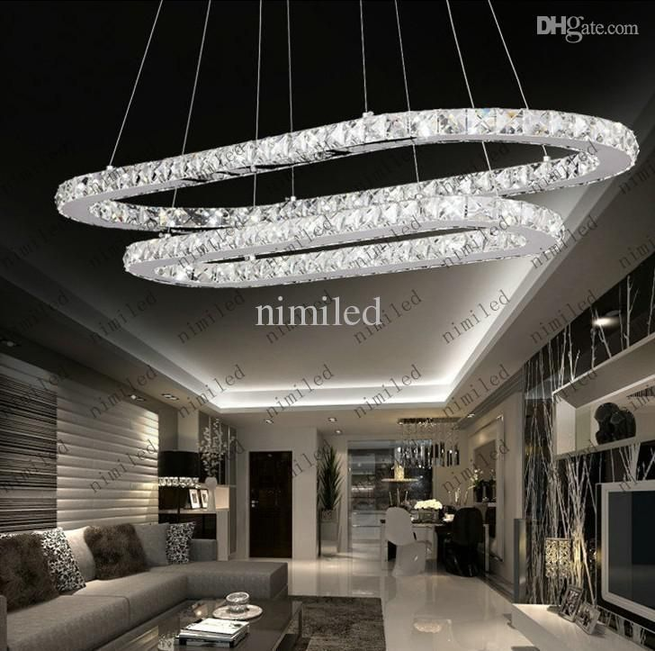 wholesale chandeliers buy modern luxury crystal chandelier dining room living room led crystal. Black Bedroom Furniture Sets. Home Design Ideas