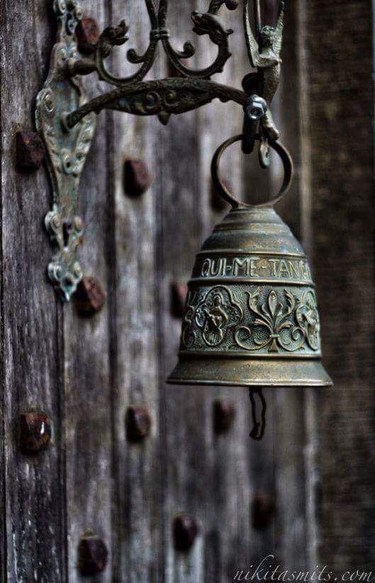 61 Best Vintage Bell Images On Pinterest Dinner Bell Le
