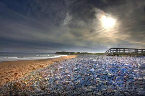 Lawrencetown Beach, Nova Scotia