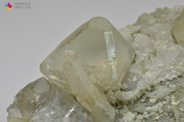 Fluoryt-ładne kryształy Chiny
