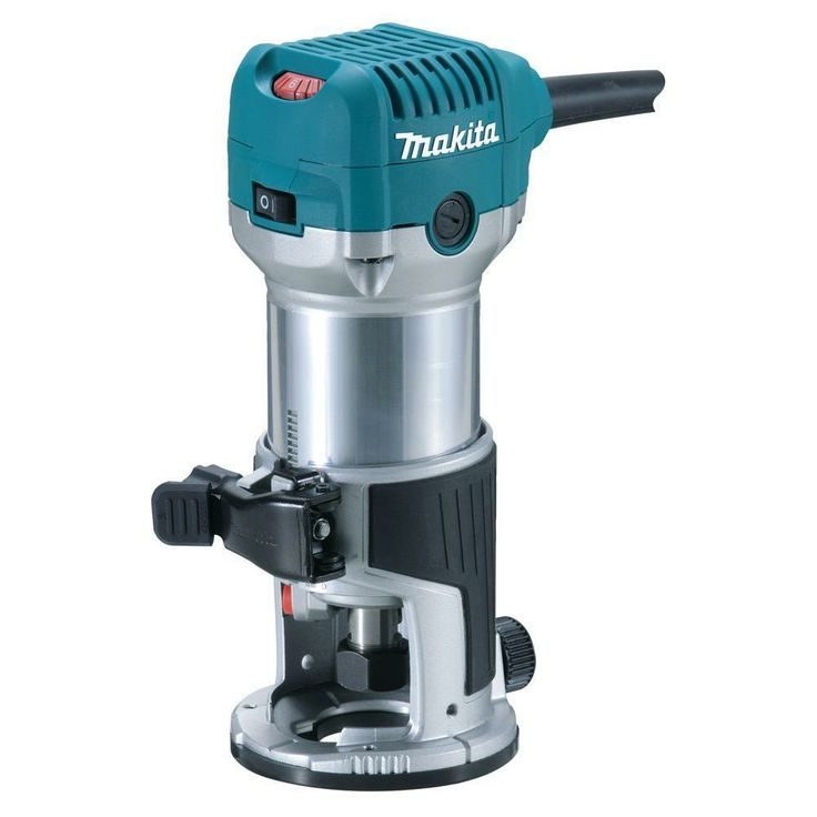 With its 10,000 - 30,000 RPM variable-speed motor, this is the perfect router for all kinds of jobs.