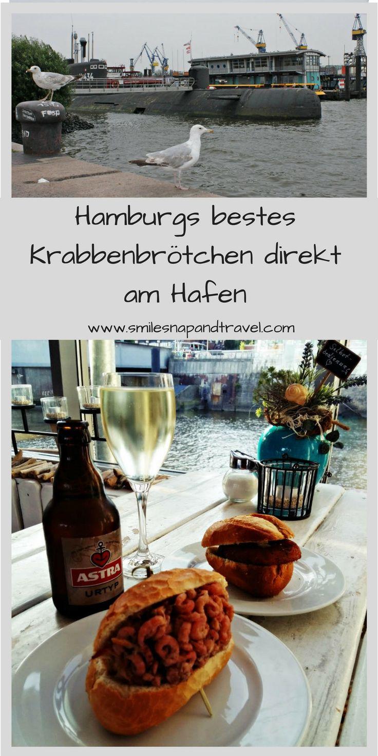 Hamburgs Krabbenbrötchen sind so bekannt wie sein Hafen. Lass dich inspieren von meiner Tour durch die Speicherstadt und den Hafen Hamburgs.