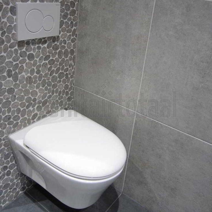 20 beste idee n over houten tegels op pinterest keukenwand en kleine badkamer tegels - Wc zwart wit ...