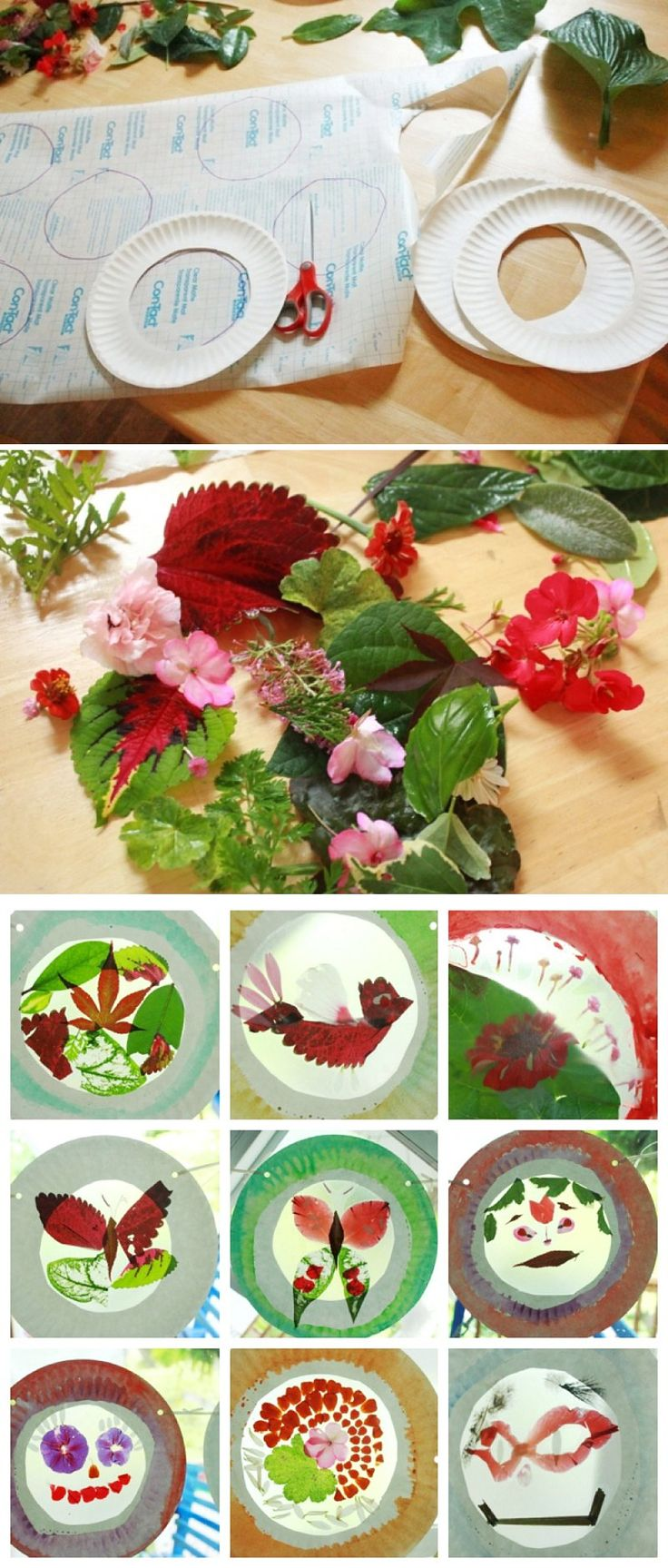The Perfect Flower Suncatcher Craft for Children