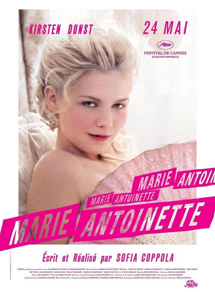 Marie-Antoinette, Sofia Coppola, 2006