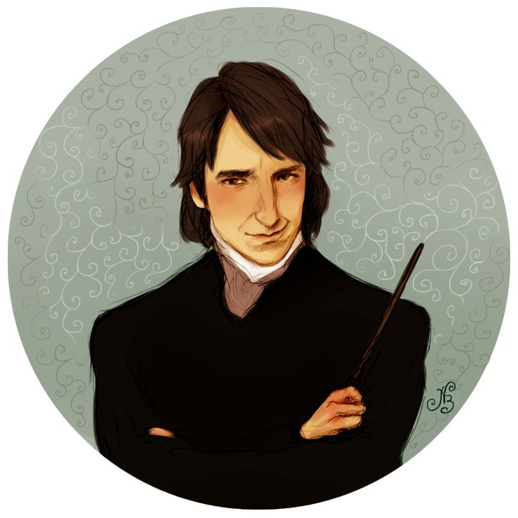 Severus Snape. Natello's Art