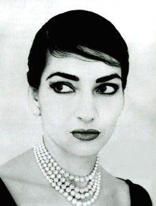 Maria Callas. Timeless.
