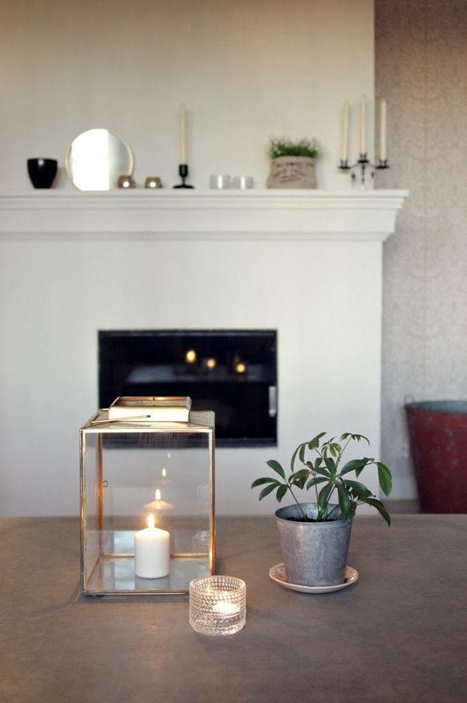Cube lyhty - Niittylä Home