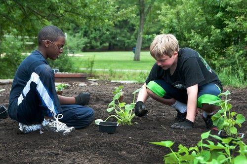 Encourage Children to Serve and Have Fun Through Volunteering