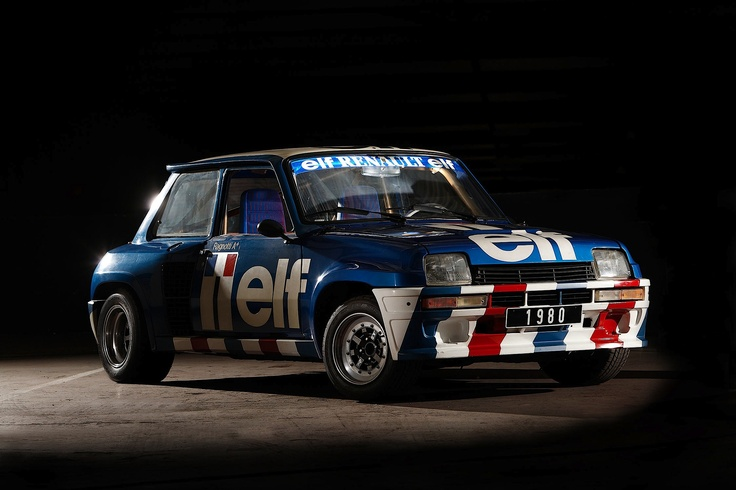 Renault 5 Maxi Turbo  by Auto Clasico on Flickr