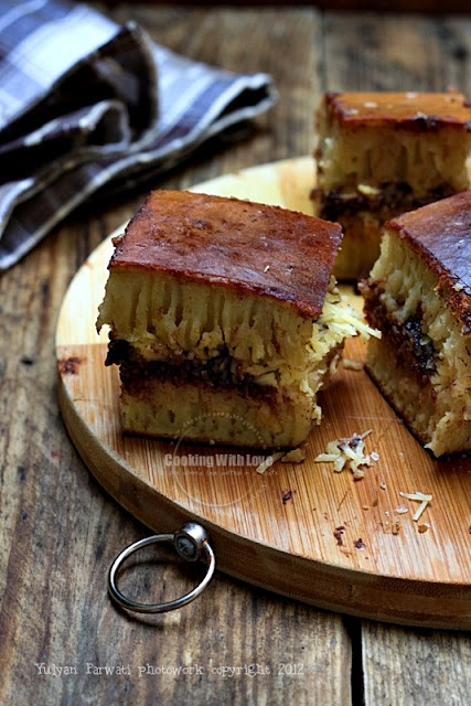 Martabak Manis Coklat Keju (Sweet Martabak with Chocolate and Cheese) - or what we call it in Surabaya, Terang Bulan