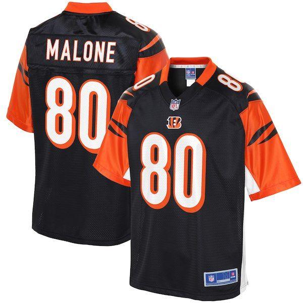 01befdfcc5b Josh Malone Cincinnati Bengals NFL Pro Line Youth Player Jersey - Black   CincinnatiBengals