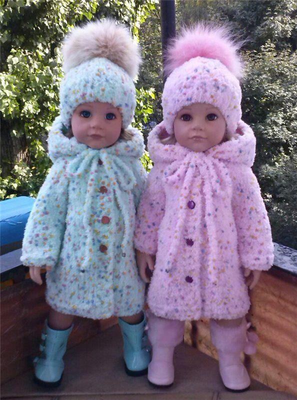 Зимняя одежда для готц. / Одежда для кукол / Шопик. Продать купить куклу / Бэйбики. Куклы фото. Одежда для кукол