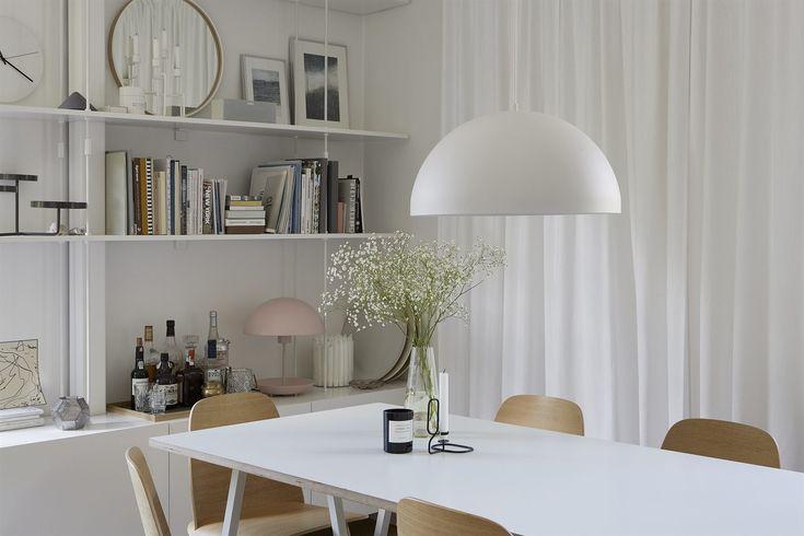 Diningroom Livingroom Interior design Scandinavian design Stenkullavägen 44 | Fantastic Frank