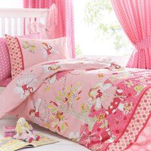 Take a look at this super cute Fairy Picnic Toddler Duvet Set. You can buy it now for only £21.95 from www.playlearngrow.co.uk Free UK Delivery! Includes toddler duvet cover & 1 x pillow case. Made from 100% Cotton.