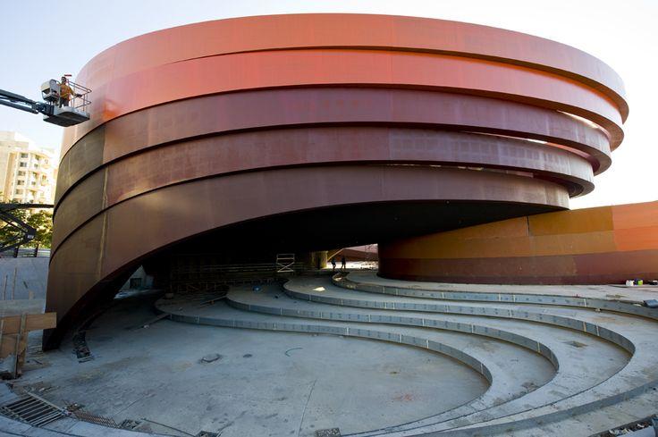 Israeli Hub For Creativity In The Field of Design: Museum Holon