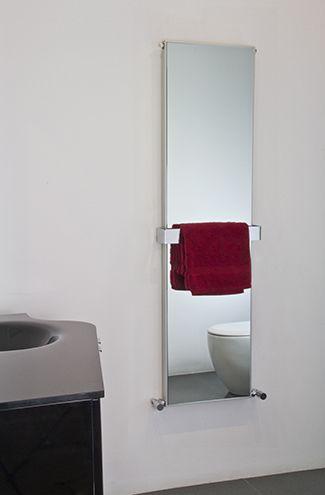 Les 25 meilleures id es concernant porte serviette for Miroir chauffant