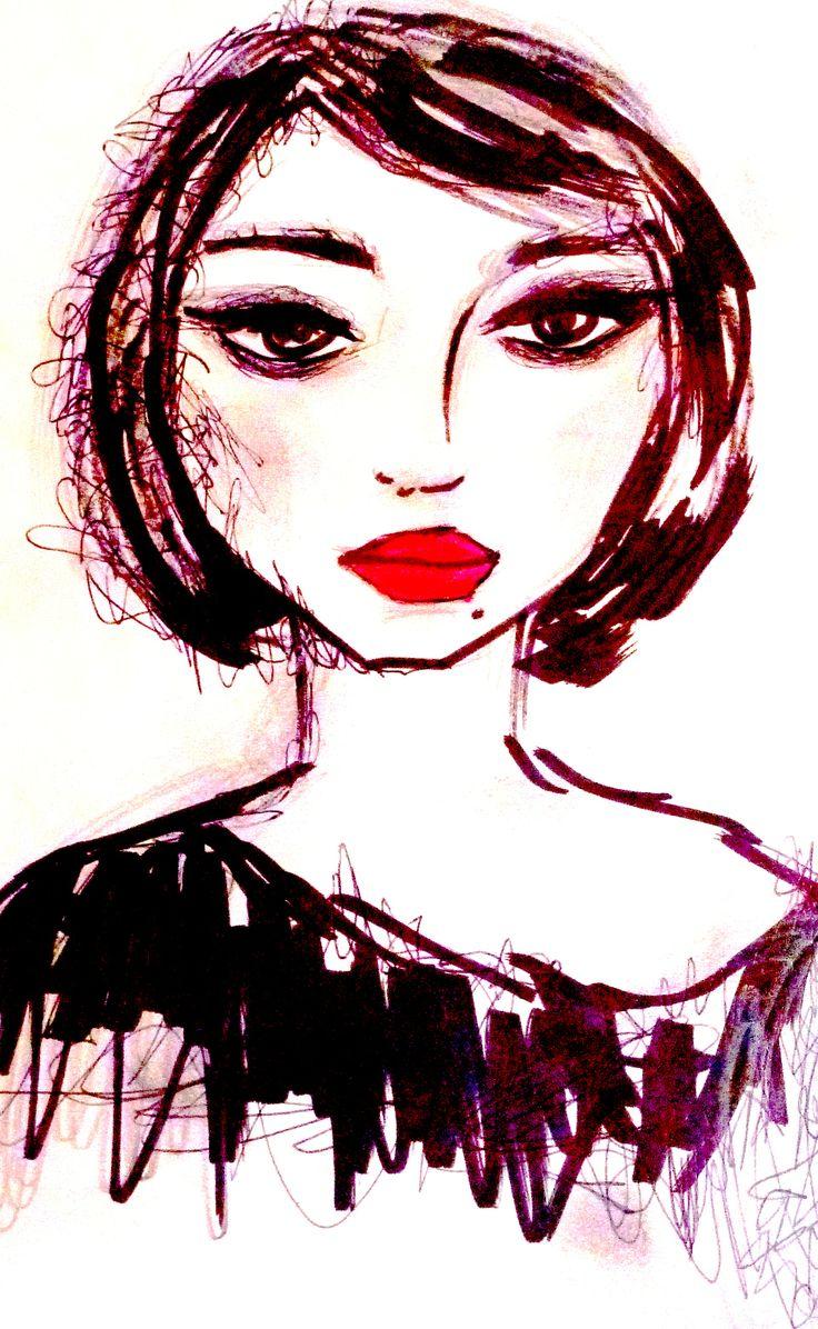 #Rouge #Art