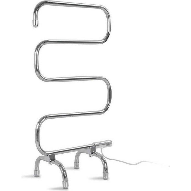 Electric Free Standing 5 Rung Heated Towel Rail | Buy Heated Towel Racks